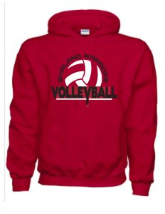 SHIRLAND VOLLEYBALL '17- Orders due by AUGUST 18 at noon