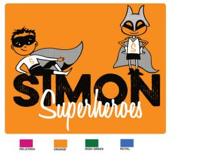 SIMON SUPER HEROES 2017 - Orders due by September 25
