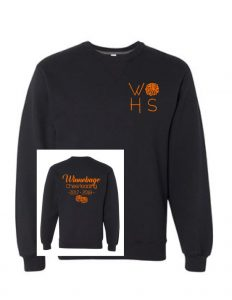 WHS Cheer - Orders due by December 18 at 4:00