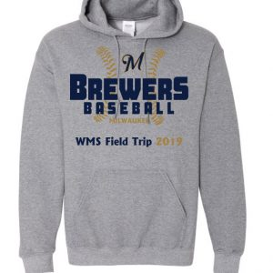 WMS BREWERS FIELD TRIP 2019 - Orders due by April 1 at noon