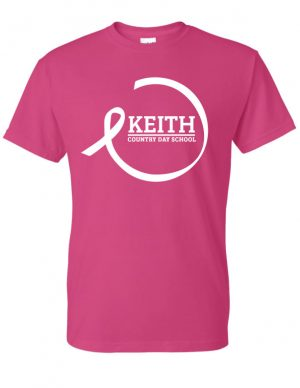 KEITH BREAST CANCER - Orders due by October 18 at noon